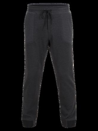 Men's Tech Pants Dk Grey Mel | Peak Performance