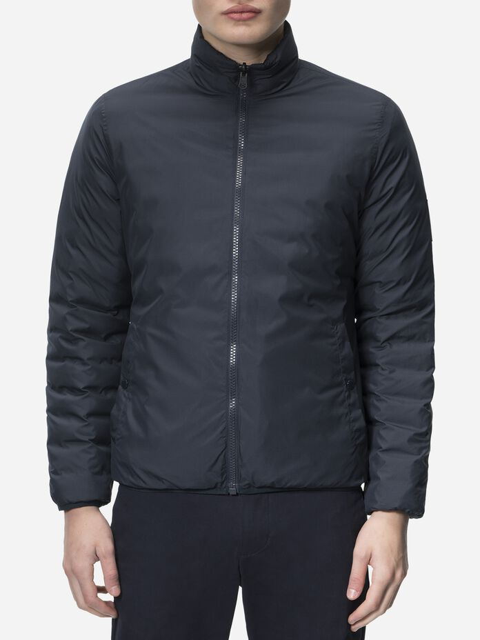 Herren Troop Liner Jacke Salute Blue | Peak Performance