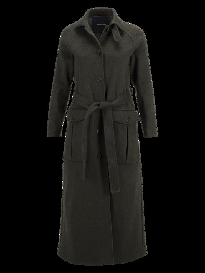 Manteau femme Twidget Olive Extreme | Peak Performance