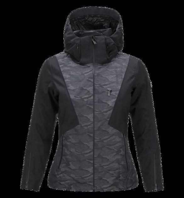 Women's Supreme Courmayeur Camo Jacket