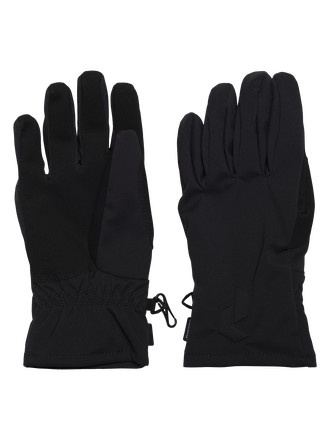 Windstopper handskar Black | Peak Performance
