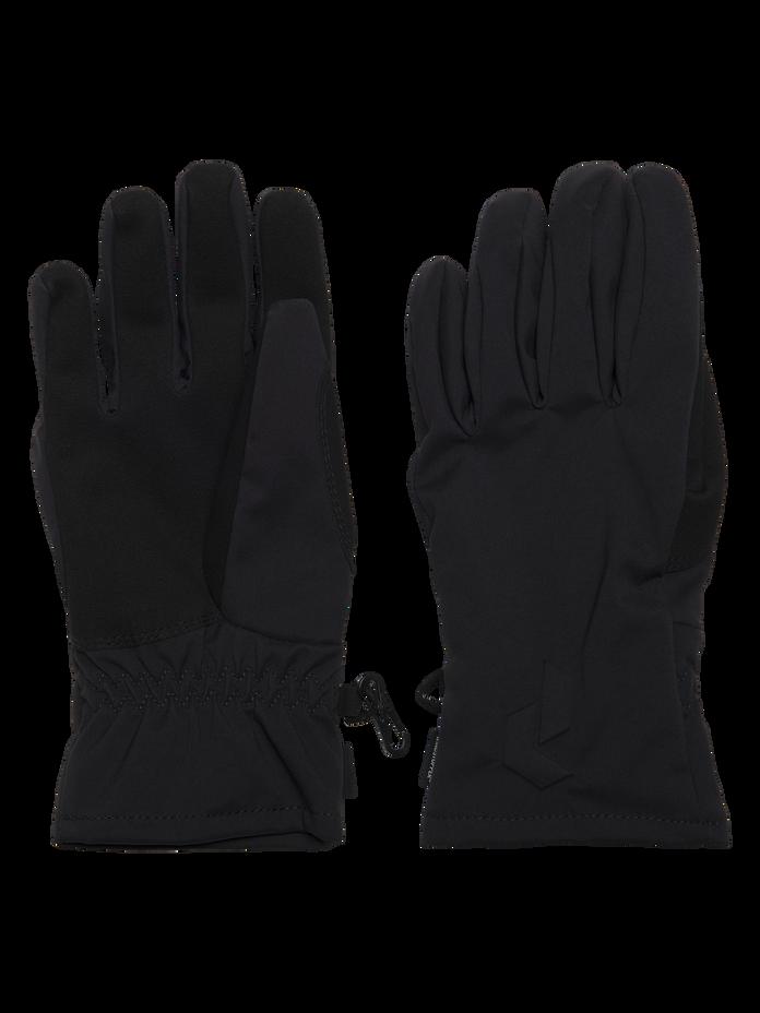 Windstopper handskar Black | Peak Performance