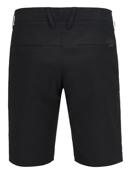 Shorts de golf pour hommes Howick Black | Peak Performance
