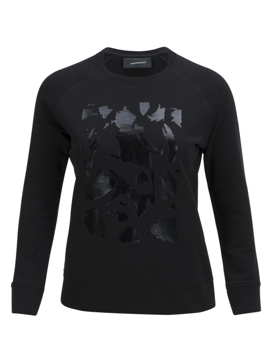 Women's Original Printed Crew neck
