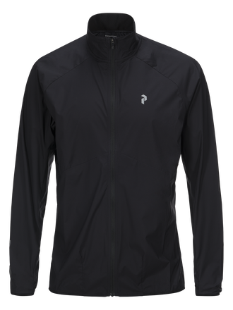Herren Accelerate Jacke Black | Peak Performance