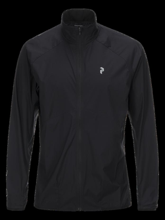 Men's Accelerate Jacket Black | Peak Performance