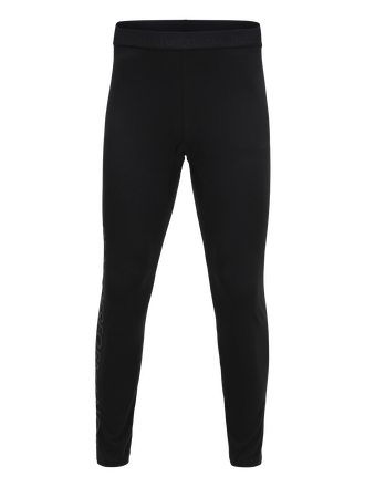 Tech Logo tights Black | Peak Performance