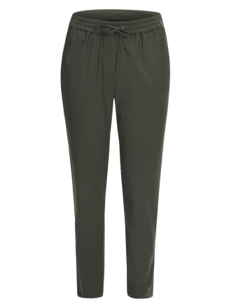 Women's Any Jersey Pants Terrain Green | Peak Performance