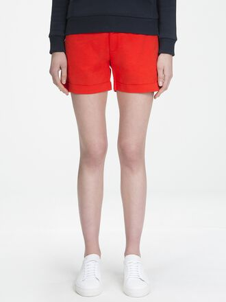 Women's Roslyn Shorts Poppy Red | Peak Performance