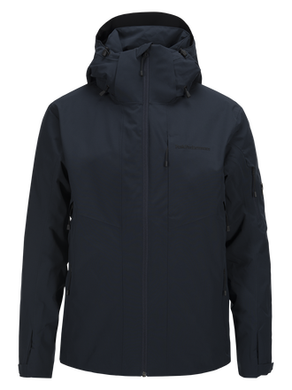 Men's Maroon II  Ski Jacket Salute Blue | Peak Performance