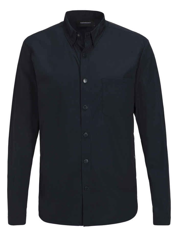 Men's Laird Shirt Salute Blue | Peak Performance