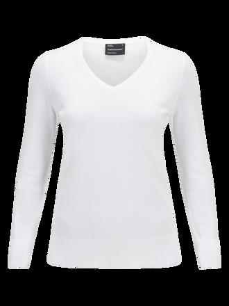 Women's Golf V-neck Sweater