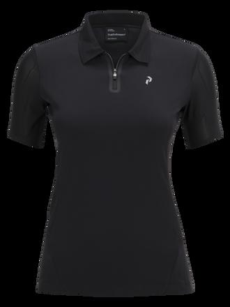 Women's Golf Blackwell Polo Black | Peak Performance