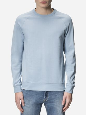 Men's Original Crew Neck Downy Blue | Peak Performance