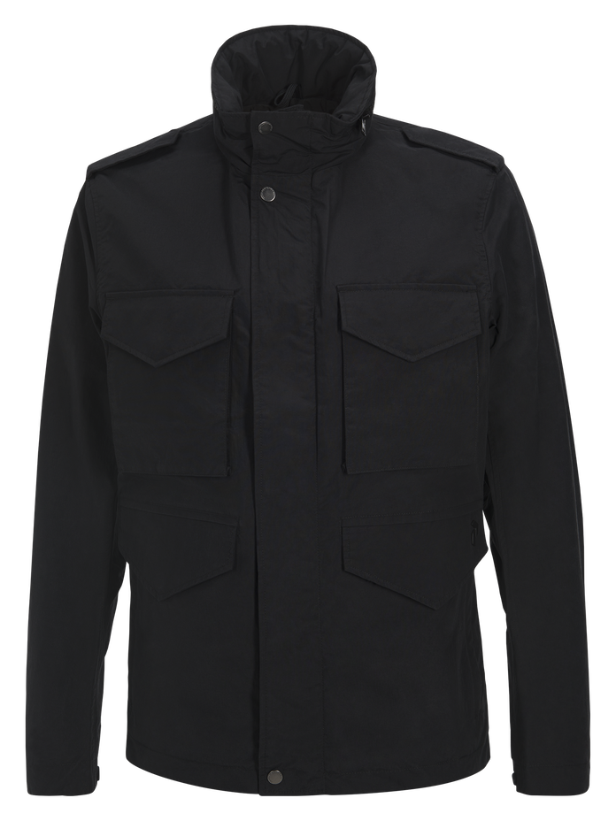 Men's Hunt Jacket Black | Peak Performance