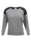 Civil Mesh långärmad damtröja Grey melange | Peak Performance