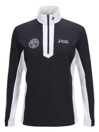 Pull de golf à demi-zip pour hommes Ace Deep Well | Peak Performance