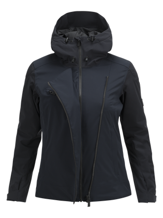 Women's Scoot Ski Jacket Salute Blue | Peak Performance