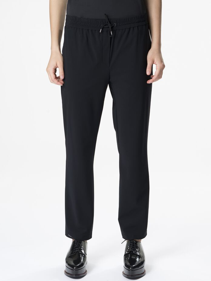 Women's Any Jersey Pants Black | Peak Performance
