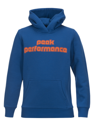 Sweat à capuche imprimé Sportswear enfant True Blue | Peak Performance