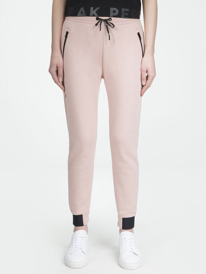 Women's Tech Pants Softer Pink | Peak Performance