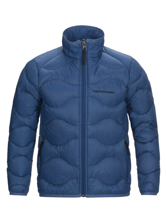 Veste enfant Helium Stream Blue | Peak Performance