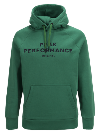 Capuche homme Logo Green Pepper | Peak Performance