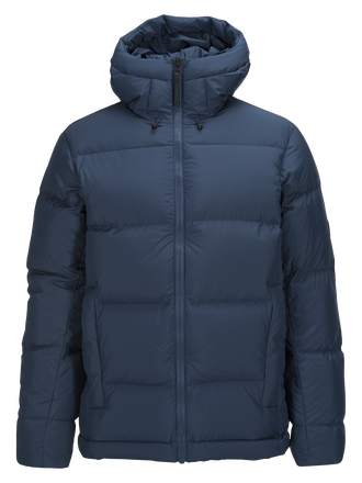 Men's Divison Jacket Decent Blue | Peak Performance