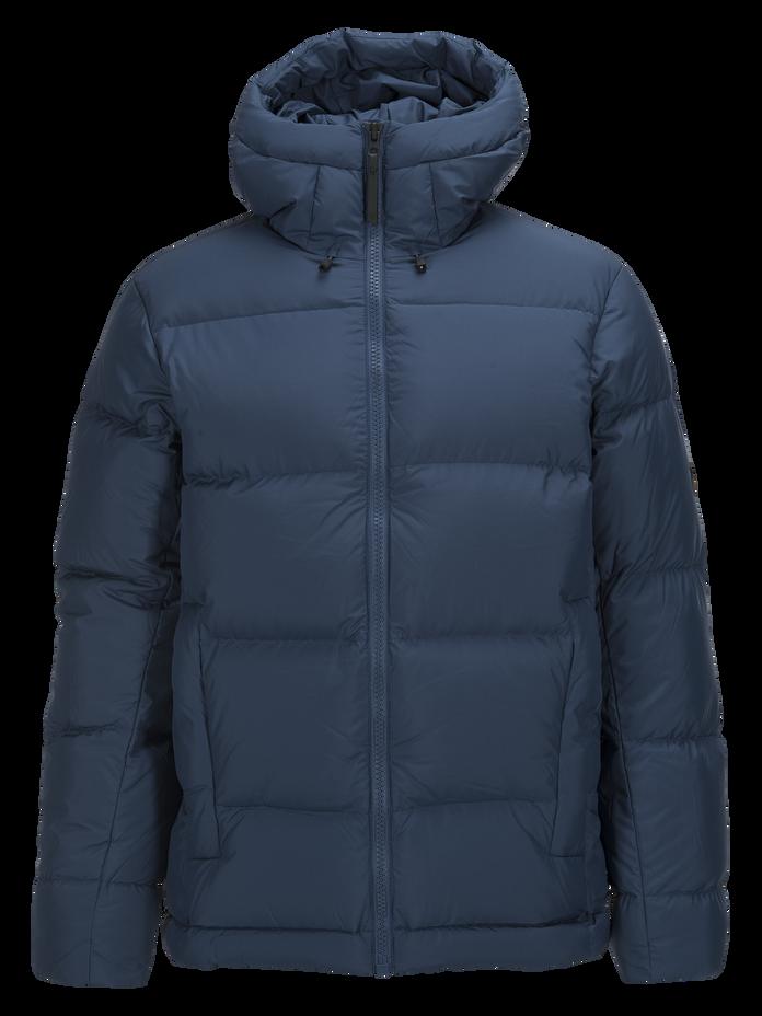 Men's Divison Jacket Decent Blue | Peak Performance