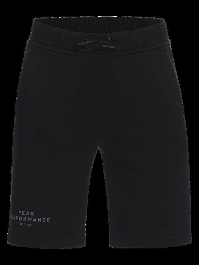 Kids Logo Shorts Black | Peak Performance
