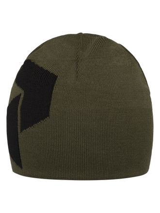 Kids Embo Hat Soil Olive | Peak Performance