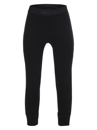 Kids Might Micro Long-Johns Black | Peak Performance