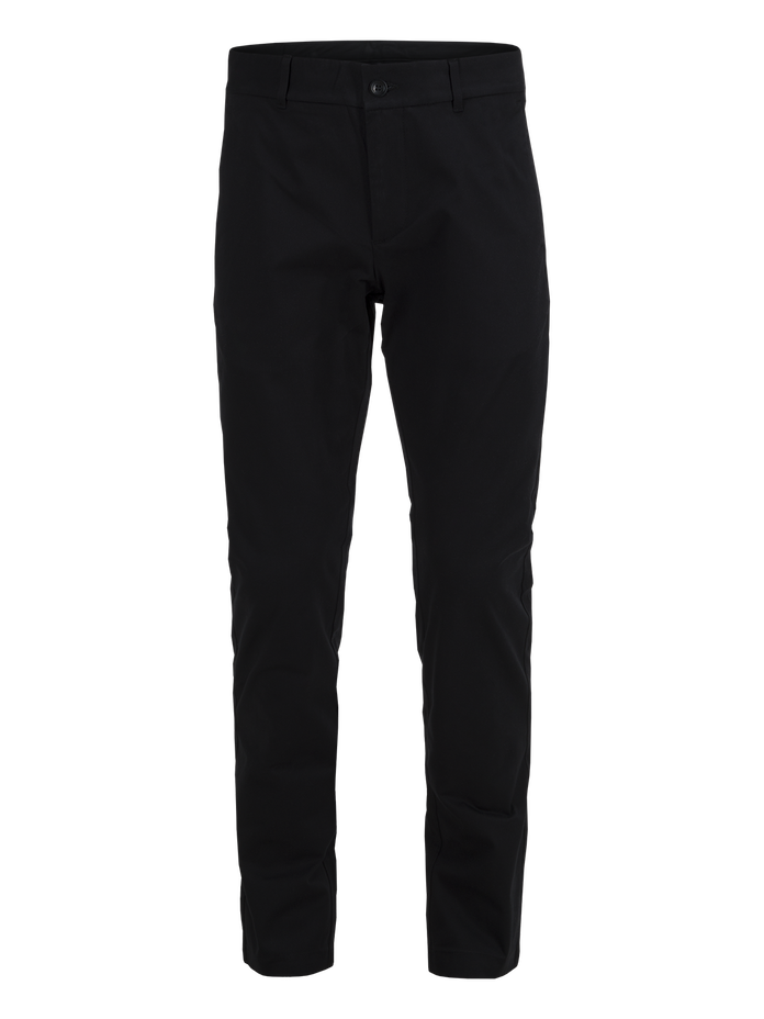 Herren Nash Lite Chinos Black | Peak Performance