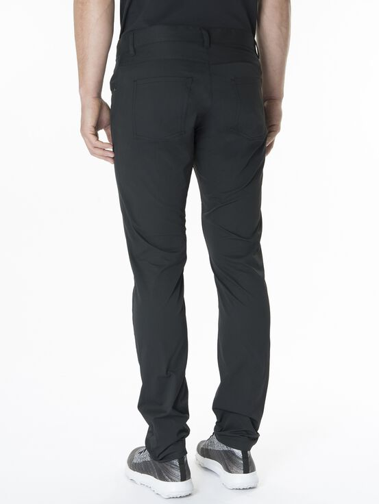 Men's Barrow Golf Pants Black | Peak Performance