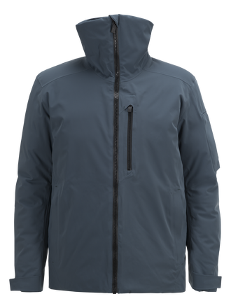 Blouson de ski homme Showdown Blue Steel | Peak Performance