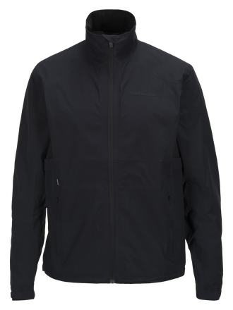 Men's Heriot Golf Jacket Black | Peak Performance