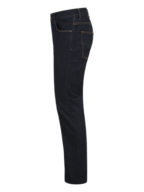Men's Barrow Dark Rinsed Denim Rinse Wash | Peak Performance