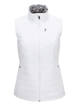 Women's Golf Heysham Vest White | Peak Performance