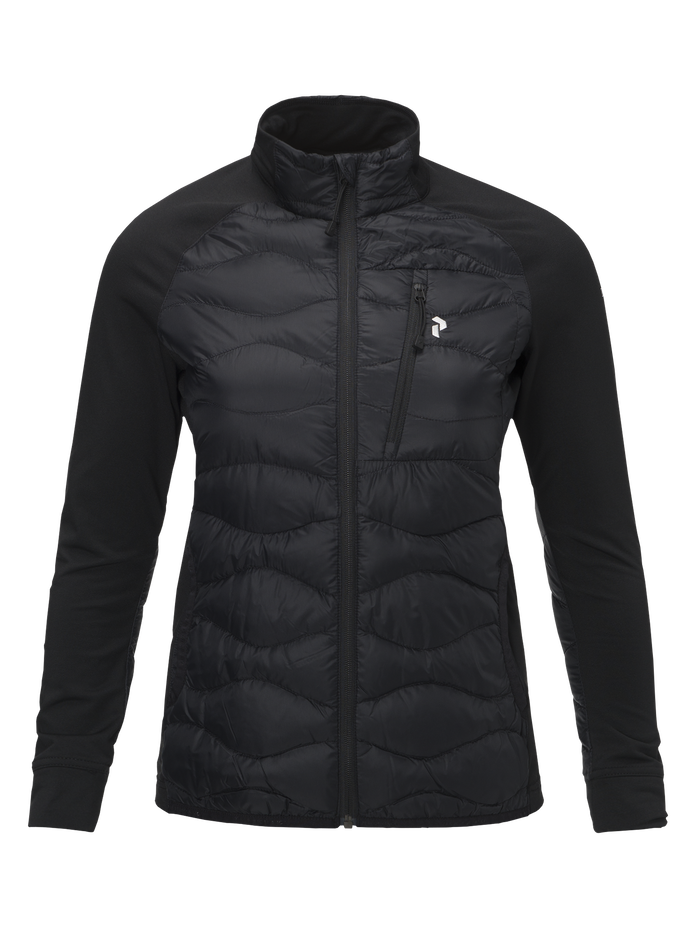Women's Helium Hybrid Jacket ARTWORK | Peak Performance