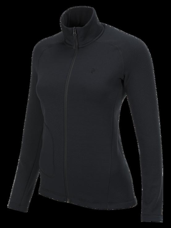 Women's Waitara Zipped Mid-Layer