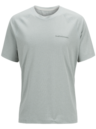 Men's Civil Comfy T-shirt Ferner Green | Peak Performance