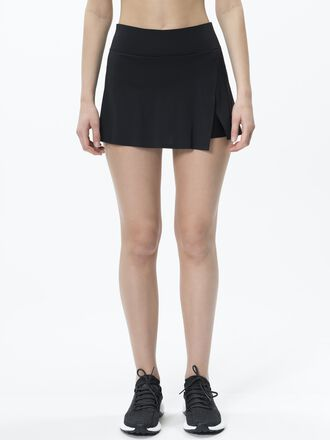 Women's Go Running Skirt Black | Peak Performance