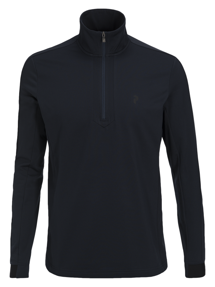 Men's Ace Half Zipped Jersey Salute Blue | Peak Performance