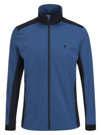 Men's Ace Mid Jersey True Blue | Peak Performance