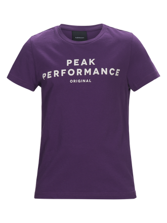 Kids Logo Short-sleeved T-shirt Raf Blum | Peak Performance