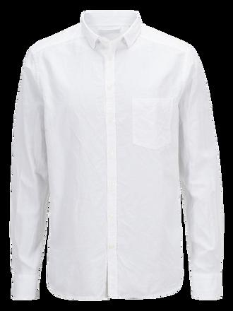 Men's Niel Summer Shirt White | Peak Performance
