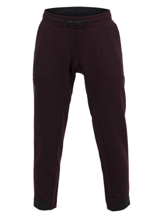 Kids Tech Pants Mahogany | Peak Performance
