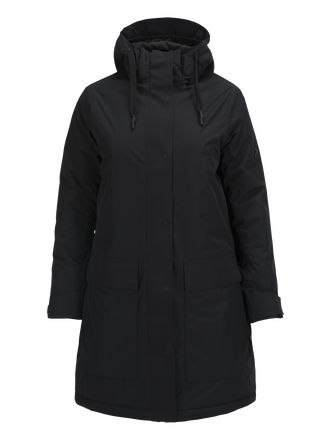 Damen Unit Jacke Black | Peak Performance