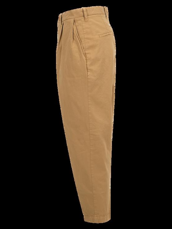 Pantalon chino femme Em Apple Cinnamon | Peak Performance