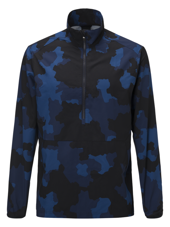 Men's Golf Iron Print Anorak Pattern | Peak Performance